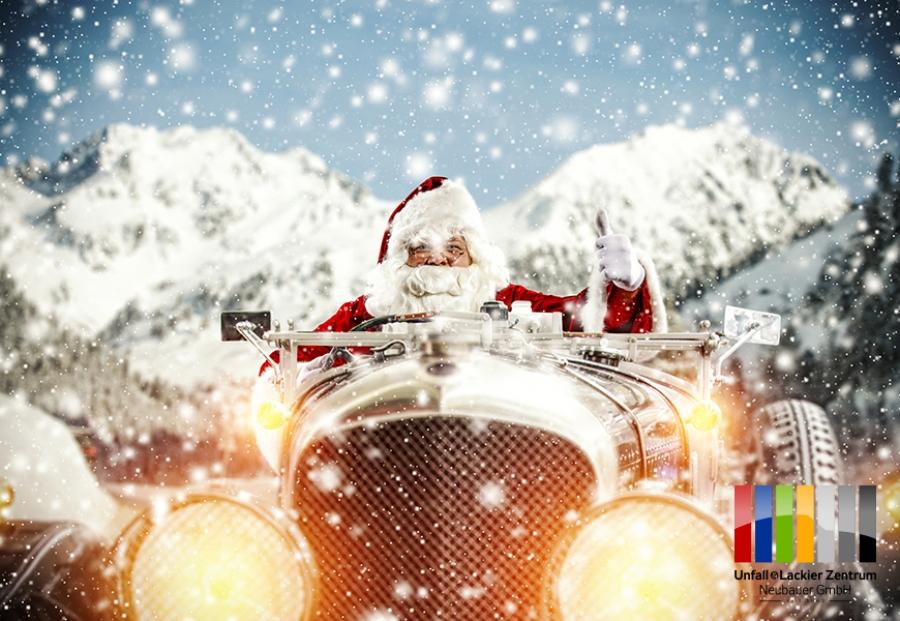 Frohe Weihnachten allen Kunden und Bloglesern